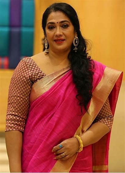 Actress Rekha Saree Tamil Teluguactressgallery Telugu