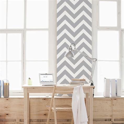 chevron stripes removable wallpaper