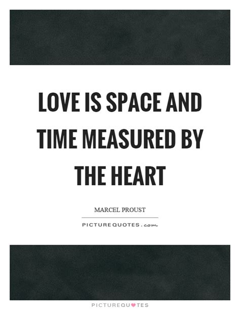 Love Quotes Space And Time