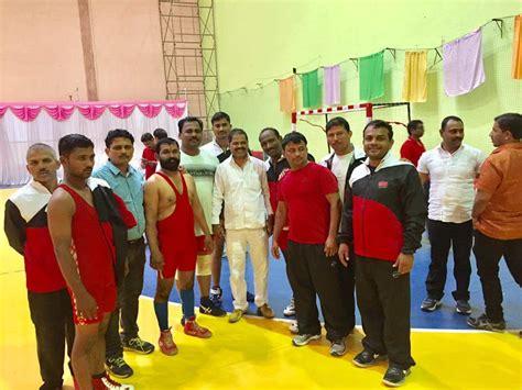 Inauguration Ceremony Of Xxxi All India Postal Wrestling