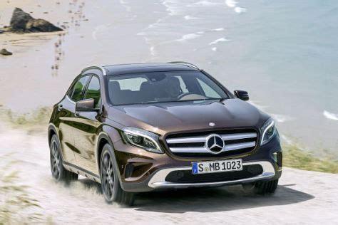 Preis Gla Das Kostet Das Mercedes Suv Autobild De