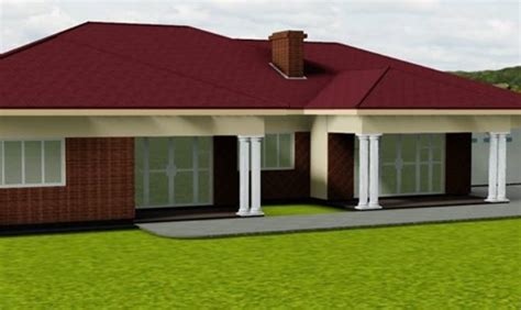 housing blueprints floor plans just house plans harare architect home