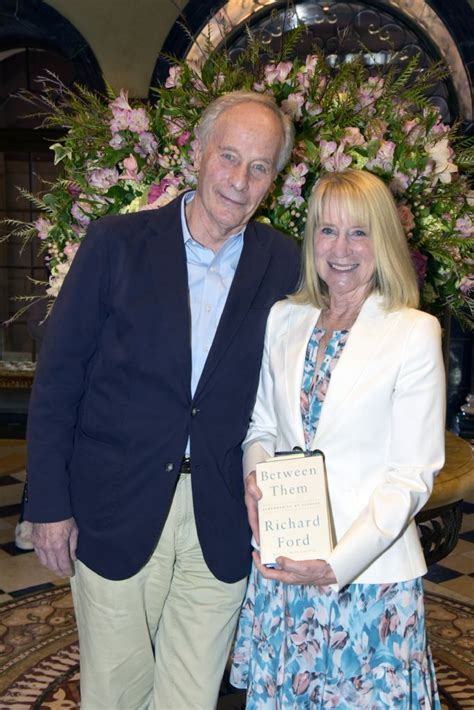 Richard Ford by Author Richard Ford Keeps His Parents Memories Alive In