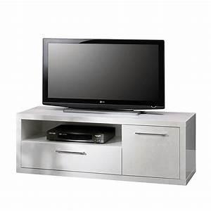 Waschmaschinenschrank Mit Tür : tv lowboard fresno i hochglanz wei ~ Sanjose-hotels-ca.com Haus und Dekorationen