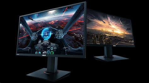asus announces mgq mguq  mguq gaming monitors