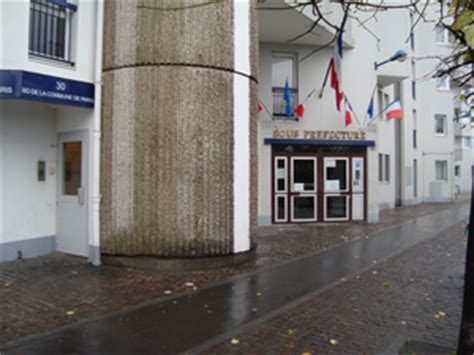 sous prefecture le raincy bureau des etrangers préfecture bobigny service carte grise ecartegrise