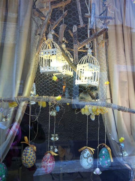 deco vitrine de paques decoration vitrine paques deco