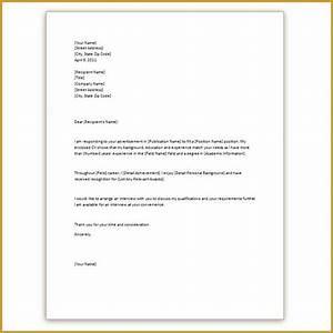 Basic Cover Letter for a Resume jantaraj