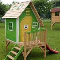 playhouse for kids DIY Designs - Kids Pallet Playhouse Plans | Wooden Pallet ...