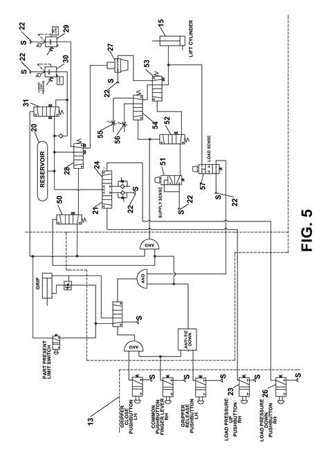 Patent US8105008 - Pneumatic multi-weight balancing device