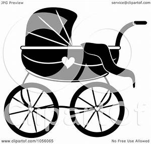 Royalty-Free Vector Clip Art Illustration of a Black And ...
