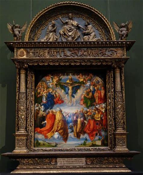 Albrecht Dürer Museum by Albrecht D 252 Rer Allerheiligenbild Bild Fr 229 N