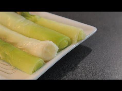 comment cuisiner poireaux