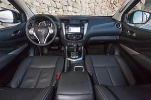Nissan Boite Automatique : essai nissan navara 2 3 dci 190 bva7 double cab tekna auto plus 24 novembre 2015 ~ Gottalentnigeria.com Avis de Voitures