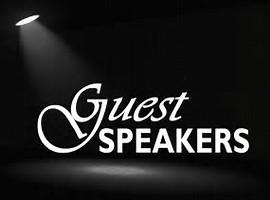 Image result for guest speaker