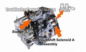 Odyssey P0740 Tcc Circuit Malfunction