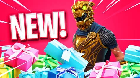 gift feature  fortnite youtube