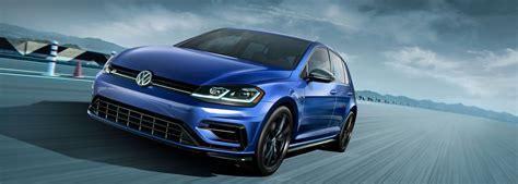 2019 Volkswagen Golf R by 2019 Vw Golf R Performance Hatchback Volkswagen Canada