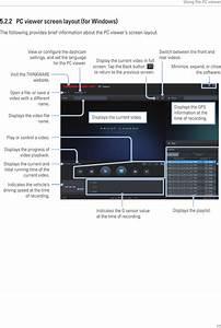 Thinkware F200 Car Dash Cam User Manual