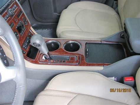 chevrolet chevy impala ls lt ltz interior wood dash trim