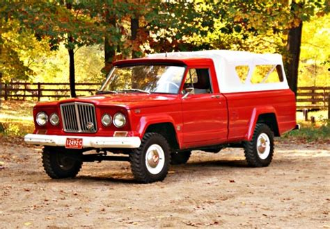 old truck jeep pickup truck adventures classic pickup 1963 1971 jeep