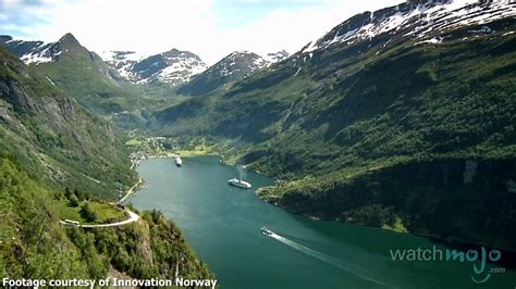 Travel Guide Norways Top Attractions Youtube
