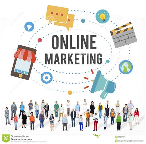 free marketing marketing promotion caign technology concept