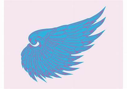 Angel Wing Vector Wings Clip Clipart Angels