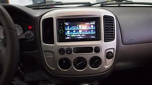Ford Escape Radio Upgrade Adds 2013 Functionality To 2003