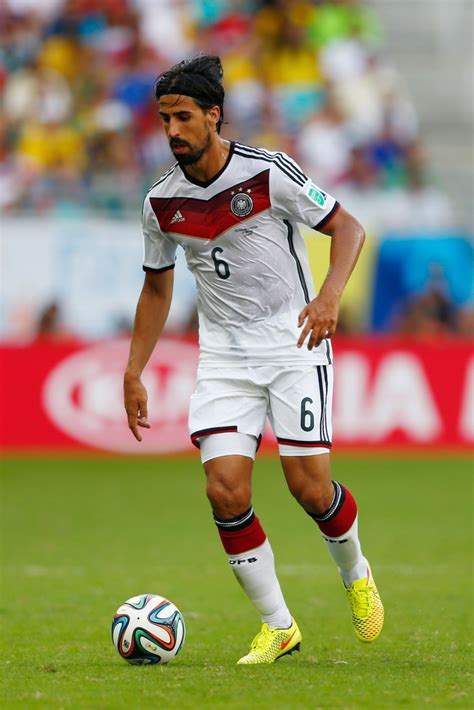 Sami khedira has earned a total of £39,884,000 over their career to date. Sami Khedira - Sami Khedira Photos - Germany v Portugal: Group G - 2014 FIFA World Cup Brazil ...