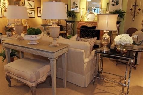 Behind Sofa Console Sofa Table Inspiration Styling The