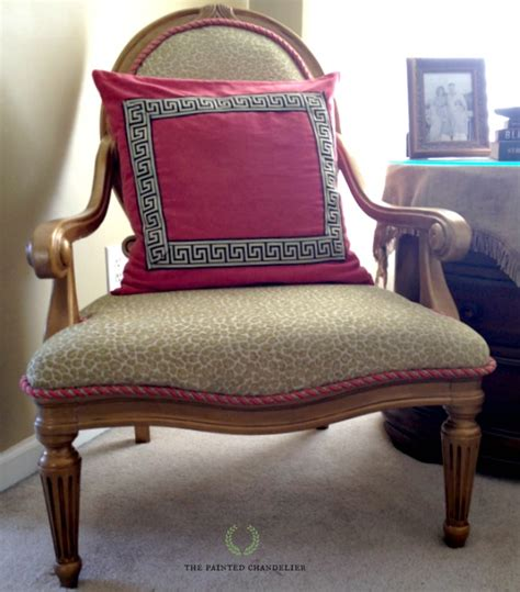 Reupholstering An Armchair by How To Reupholster A Armchair