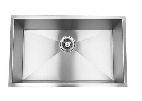 10 inch stainless steel kitchen sink 32 inch x 19 inch undermount single bowl 18 9679