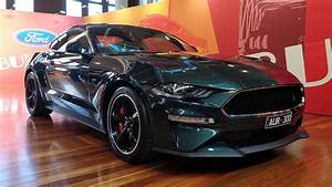 Ford Mustang Bullitt 2019 almost sold out - Car News | CarsGuide