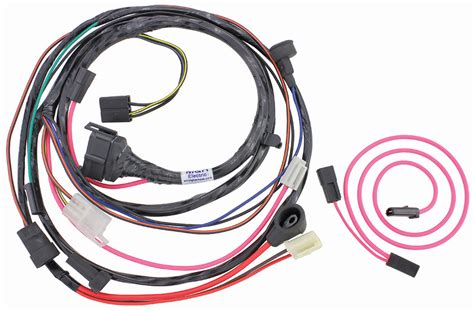 Pontiac Gto Wiring Harnes by 1968 Gto Engine Harness For Hei Ignition V8 By M H Opgi