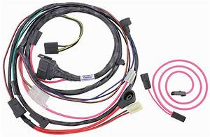 M U0026h Engine Harness For Hei Ignition V8 W  Ram Air Fits 1967