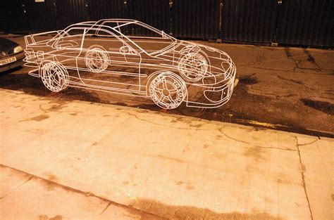 You Wire Modern Cars by Benedict Radcliffe S Wireframe Sculptures How They Re