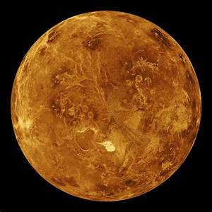 Venus-express   Peut-on « voir » les montagnes à travers ...