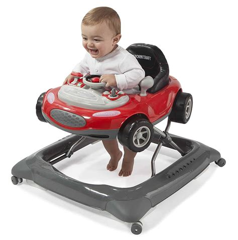 baby walkers recommended