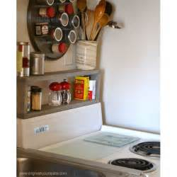 above kitchen cabinet storage ideas diy creative ideas diy shelf above the stove storage in a small kitchen