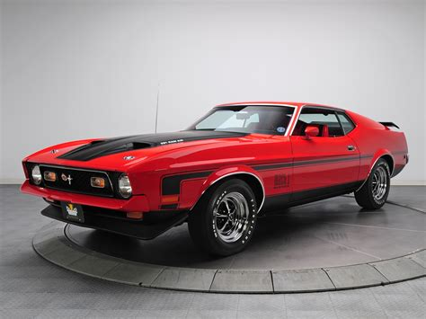 1966 Ford Mustang Mach 1 Wallpapers Vehicles Hq 1966
