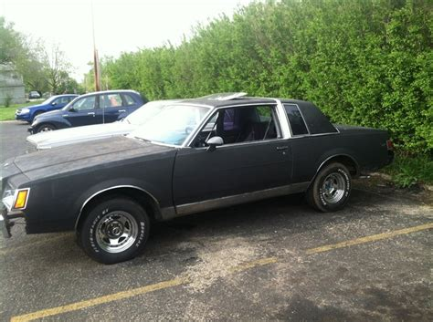 84 Buick Regal by D Man 84 S 1983 Buick Regal In Il