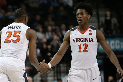 virginia basketball  early      roster