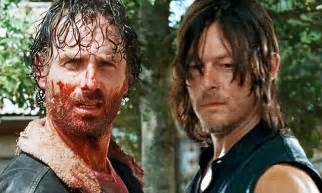 The Walking Dead's Daryl Dixon Offers Deal And Rick Grimes
