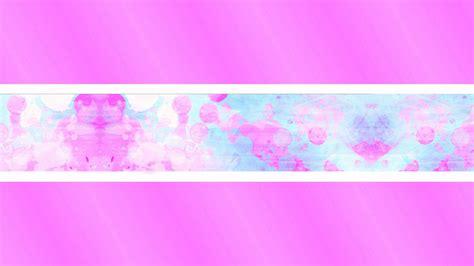 pinkblue youtube banner template imgbbcom en