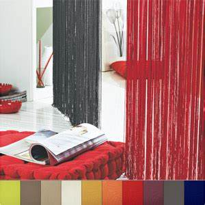 Rideau Fil Pas Cher : rideau fil rideaux pas cher ~ Teatrodelosmanantiales.com Idées de Décoration