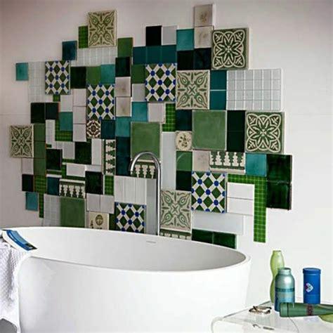 löcher in fliesen ausbessern le carrelage mural en 50 variantes pour vos murs