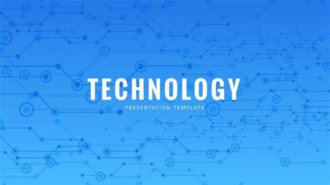 technology powerpoint template  powerpoint