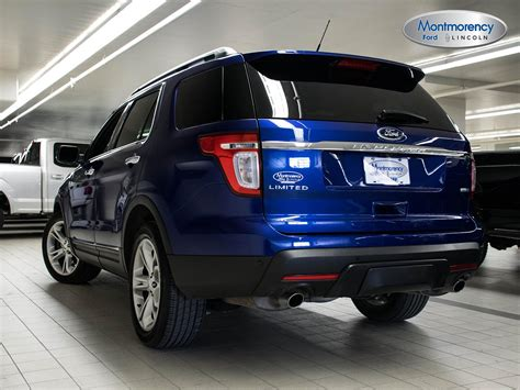 2015 Ford Explorer Limited Limited 4x4, ,995