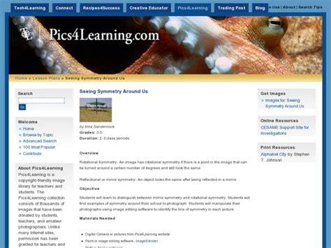 Rotational Symmetry Lesson Plans & Worksheets